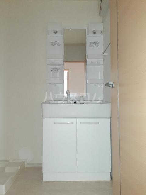 カメリア 02010号室の洗面所