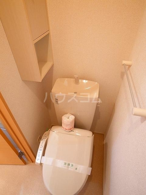 マーベラス C 01040号室のトイレ