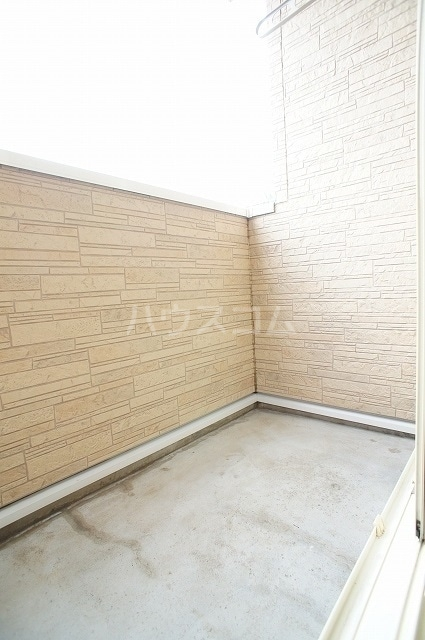 マーベラス C 01040号室のバルコニー