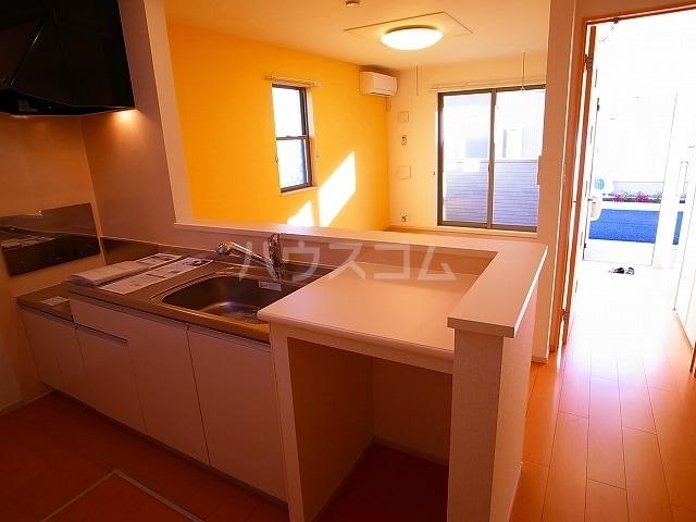 マーベラス C 01040号室のキッチン