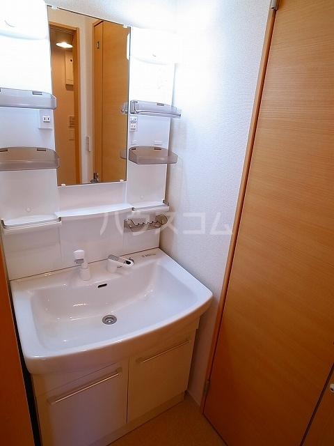 マーベラス C 01040号室の洗面所