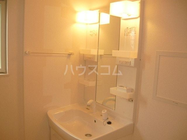 ブリーズ ガーデン 02030号室の洗面所