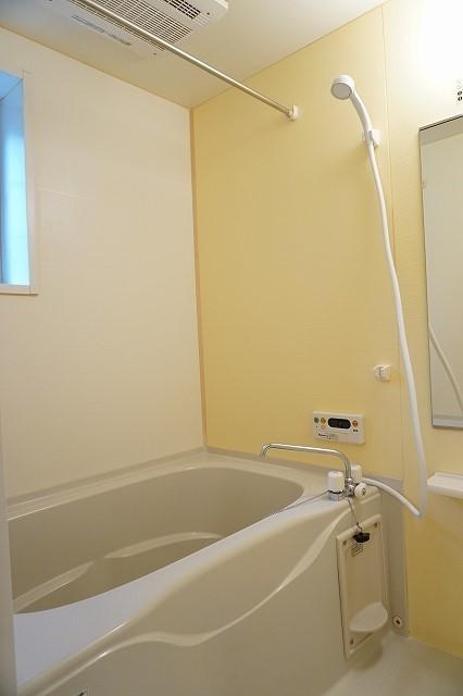 ブリーズ ガーデン 02030号室の風呂