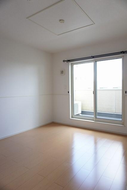 ブリーズ ガーデン 02030号室のベッドルーム