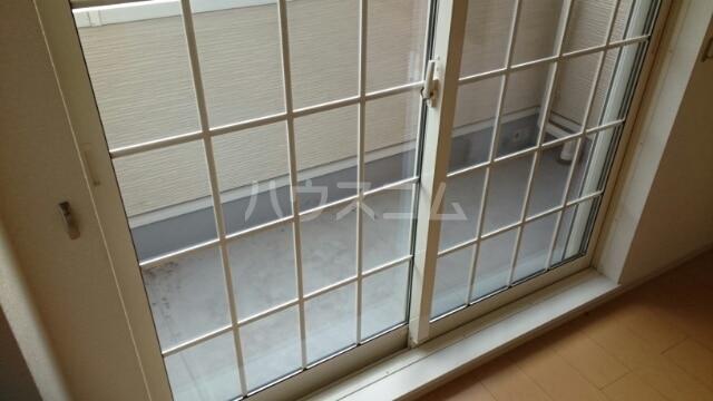 ヴィエラ 01020号室のバルコニー