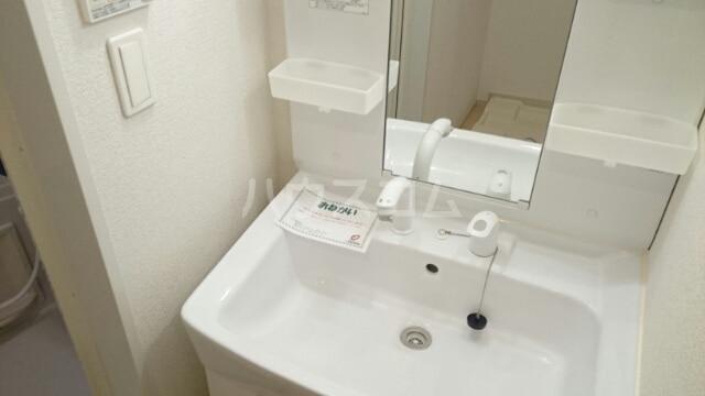ヴィエラ 01020号室の洗面所