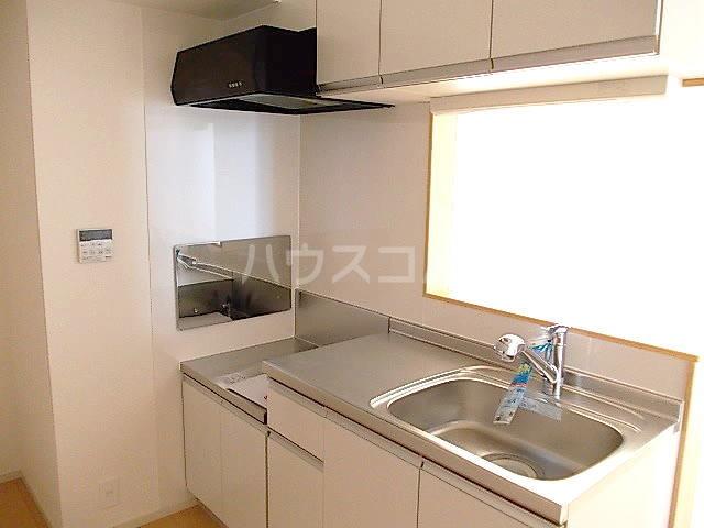 レジデンスヒルN Ⅶ 03020号室のキッチン