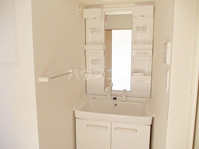 レジデンスヒルN Ⅶ 03020号室の洗面所