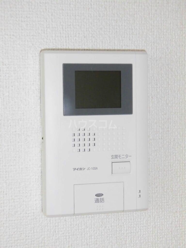 ベルクムント 02020号室のセキュリティ