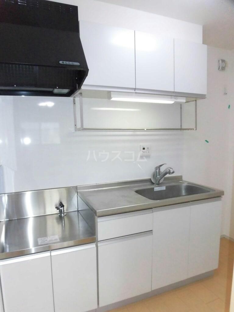 ベルクムント 02020号室のキッチン