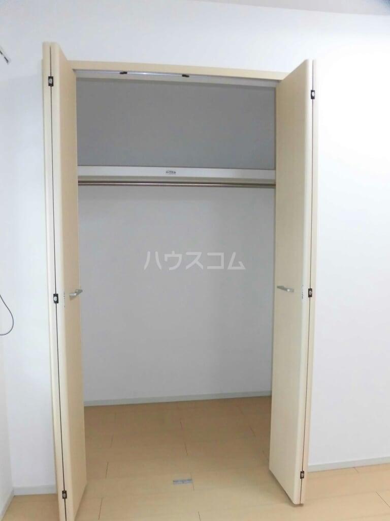 ベルクムント 02020号室の収納