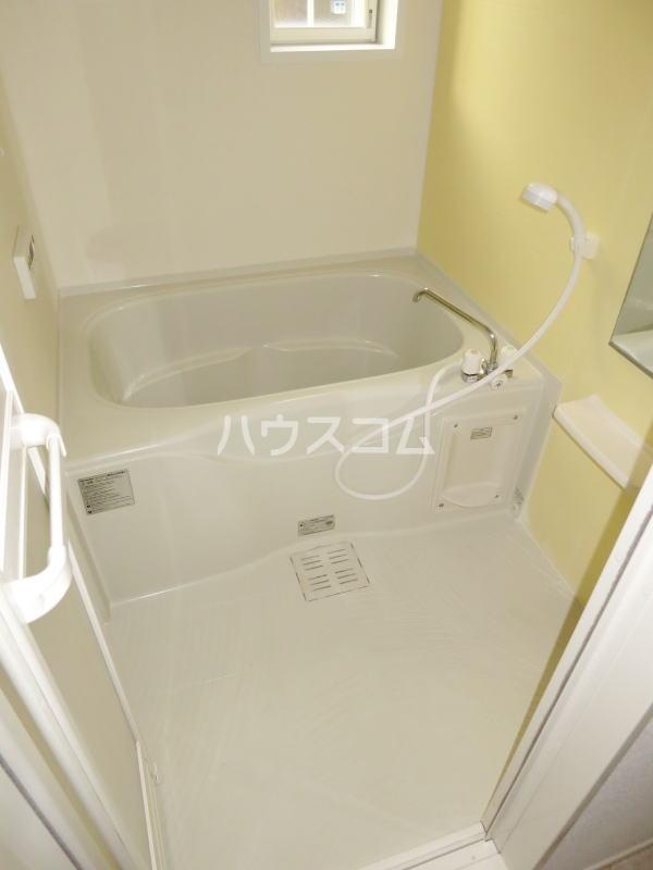 ラリック・ヒルB 01020号室の風呂