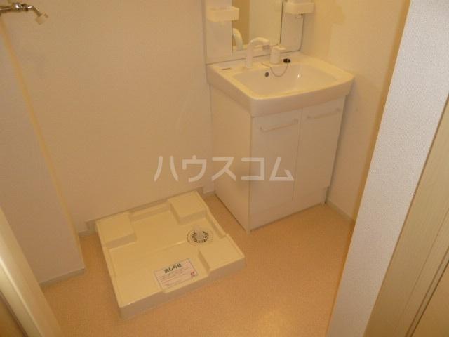 J・Kハイツ加賀 03030号室の洗面所