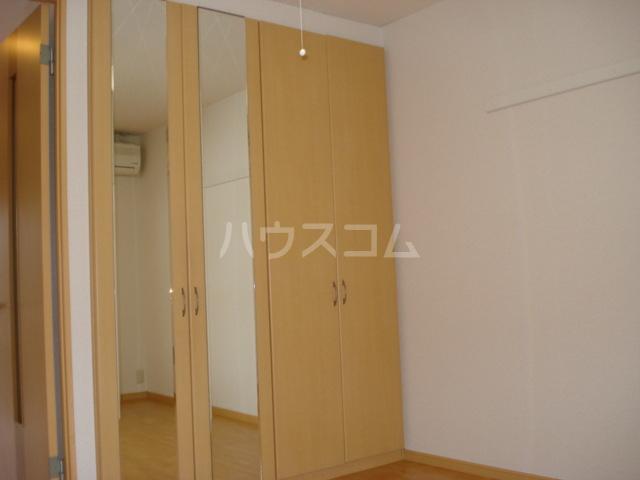 スクエアSASAI 00101号室の収納