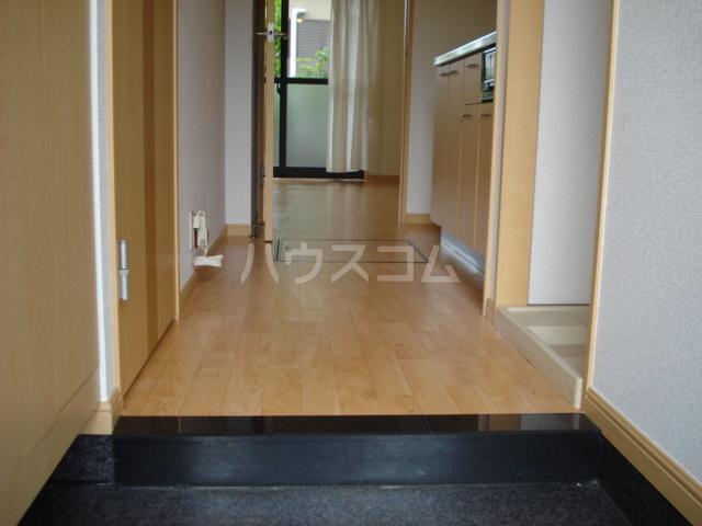 スクエアSASAI 00101号室の玄関