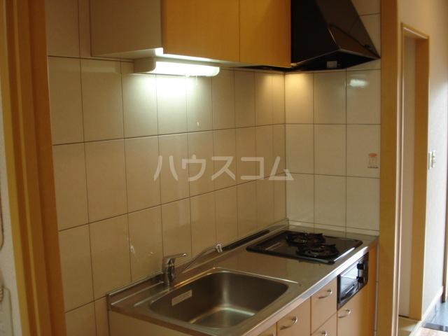 スクエアSASAI 00101号室のキッチン