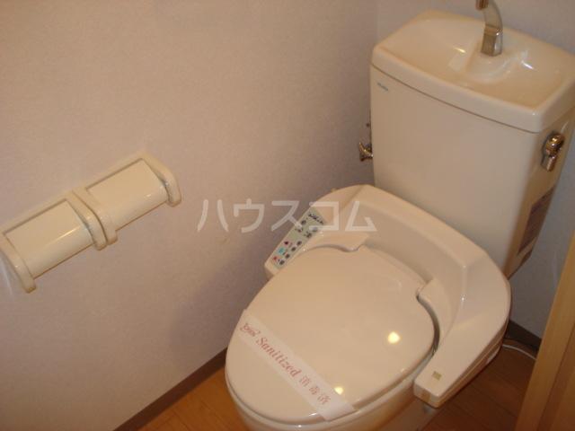 スクエアSASAI 00101号室のトイレ
