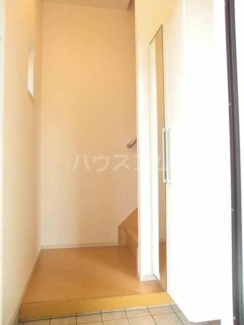 エスペランサ 02020号室の玄関