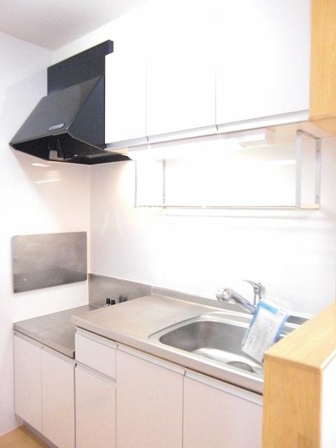 エスペランサ 02020号室のキッチン