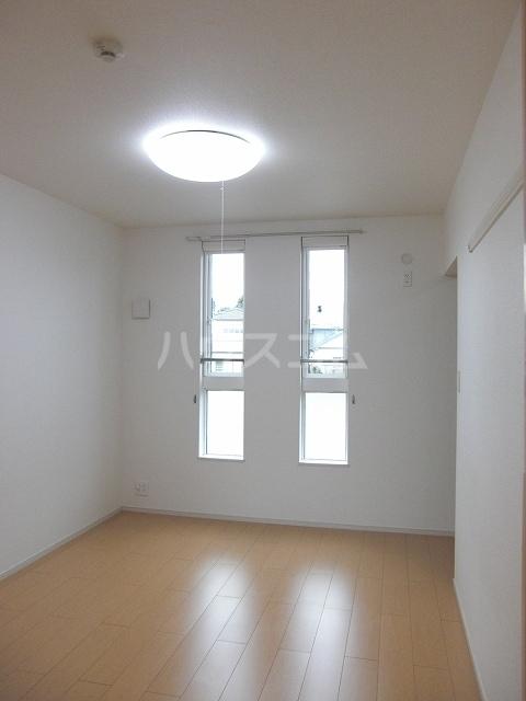 エスペランサ 02020号室のベッドルーム