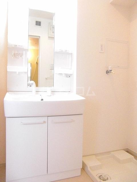 エスペランサ 02020号室の洗面所