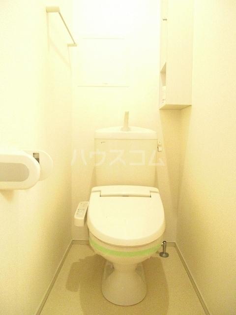 エスペランサ 02020号室のトイレ