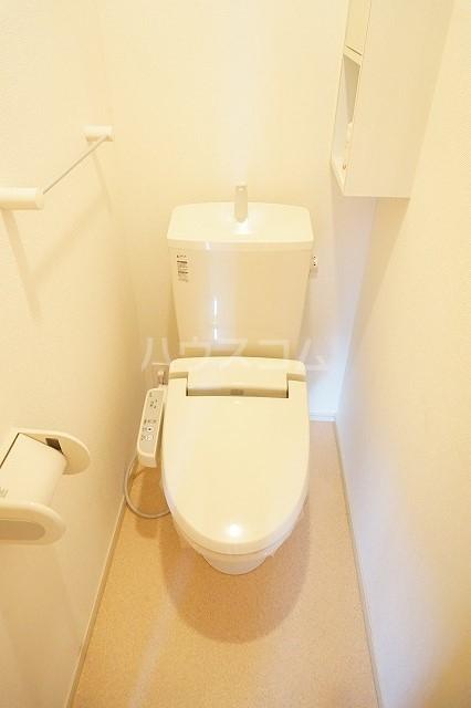 エム・グランツ B 01010号室のトイレ