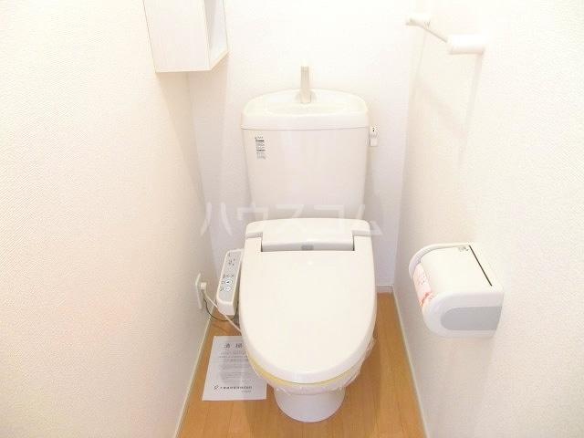 フリルフスリフ 01010号室のトイレ