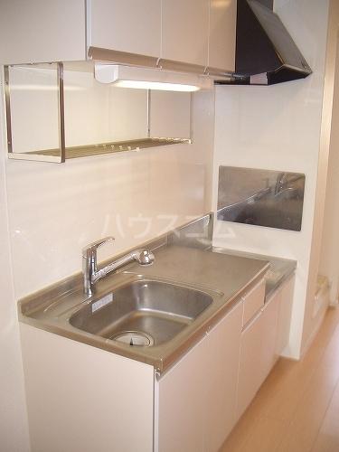 プリム 02010号室のキッチン
