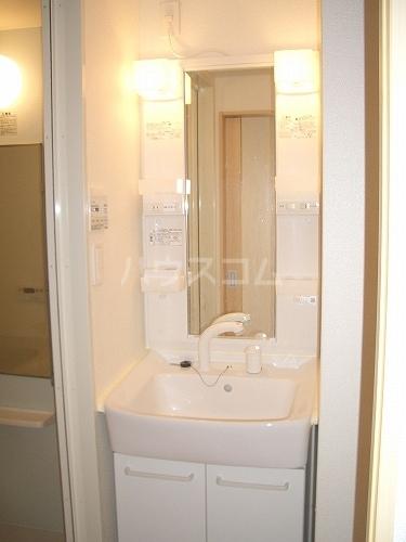 プリム 02010号室の洗面所