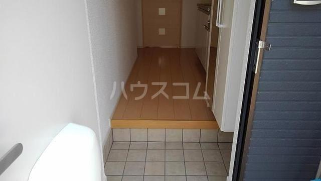 イースト アヴェニュー 01030号室の玄関