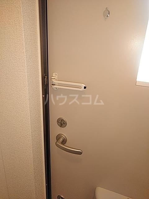 サワディーB 02030号室のセキュリティ