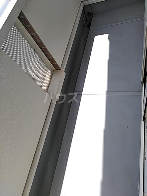 サワディーB 02030号室のバルコニー
