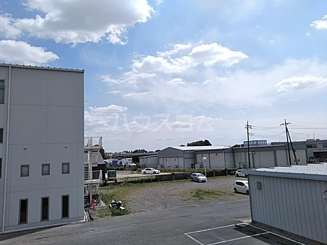 サワディーB 02030号室の景色