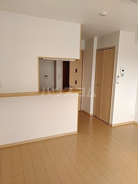 サワディーB 02030号室のリビング
