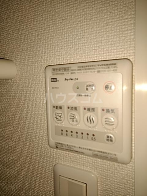 サワディーB 02030号室の設備