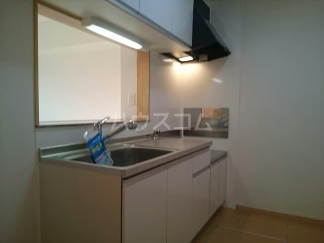 ボナール 01060号室のキッチン