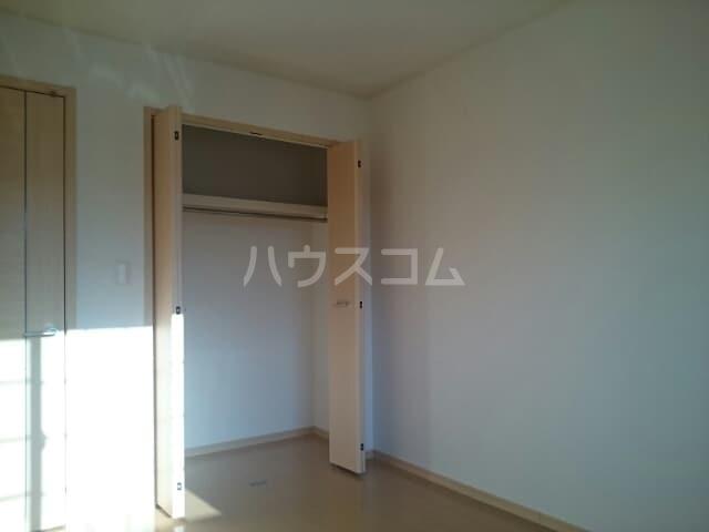 ボナール 01060号室の収納