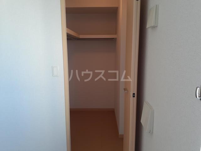 フェアリー 01030号室の収納
