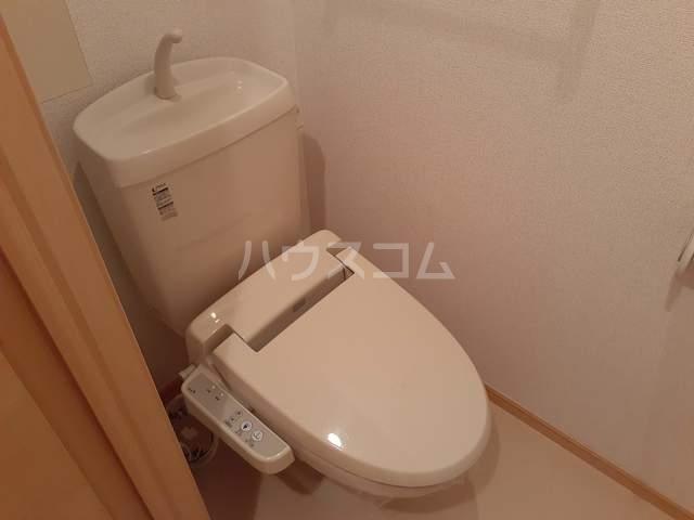 フェアリー 01030号室のトイレ