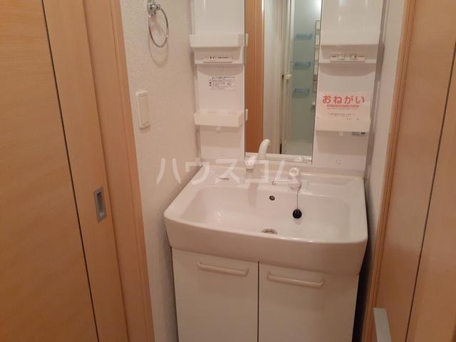 フェアリー 01030号室の洗面所