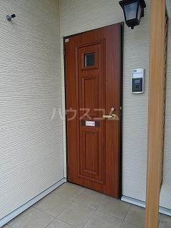 アルモニー三木 02040号室のエントランス