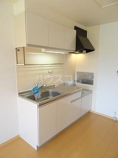アルモニー三木 02040号室のキッチン