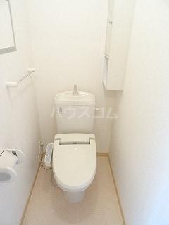 アルモニー三木 02040号室のトイレ