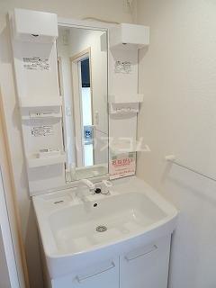アルモニー三木 02040号室の洗面所