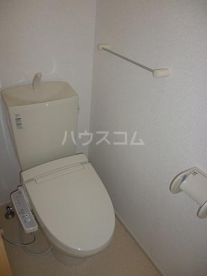 ハニーエンジェル 02010号室のトイレ