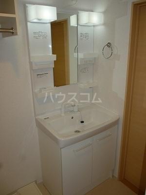 ハニーエンジェル 02010号室の洗面所