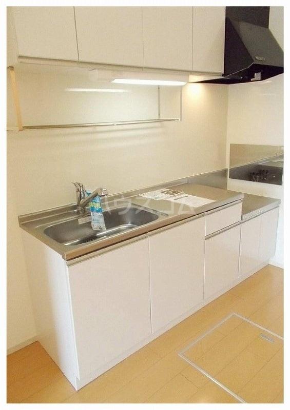 プレ エフ 01020号室のキッチン