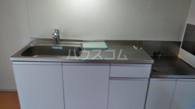 アルバ ソーレ KS 01020号室のキッチン