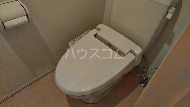 アルバ ソーレ KS 01020号室のトイレ